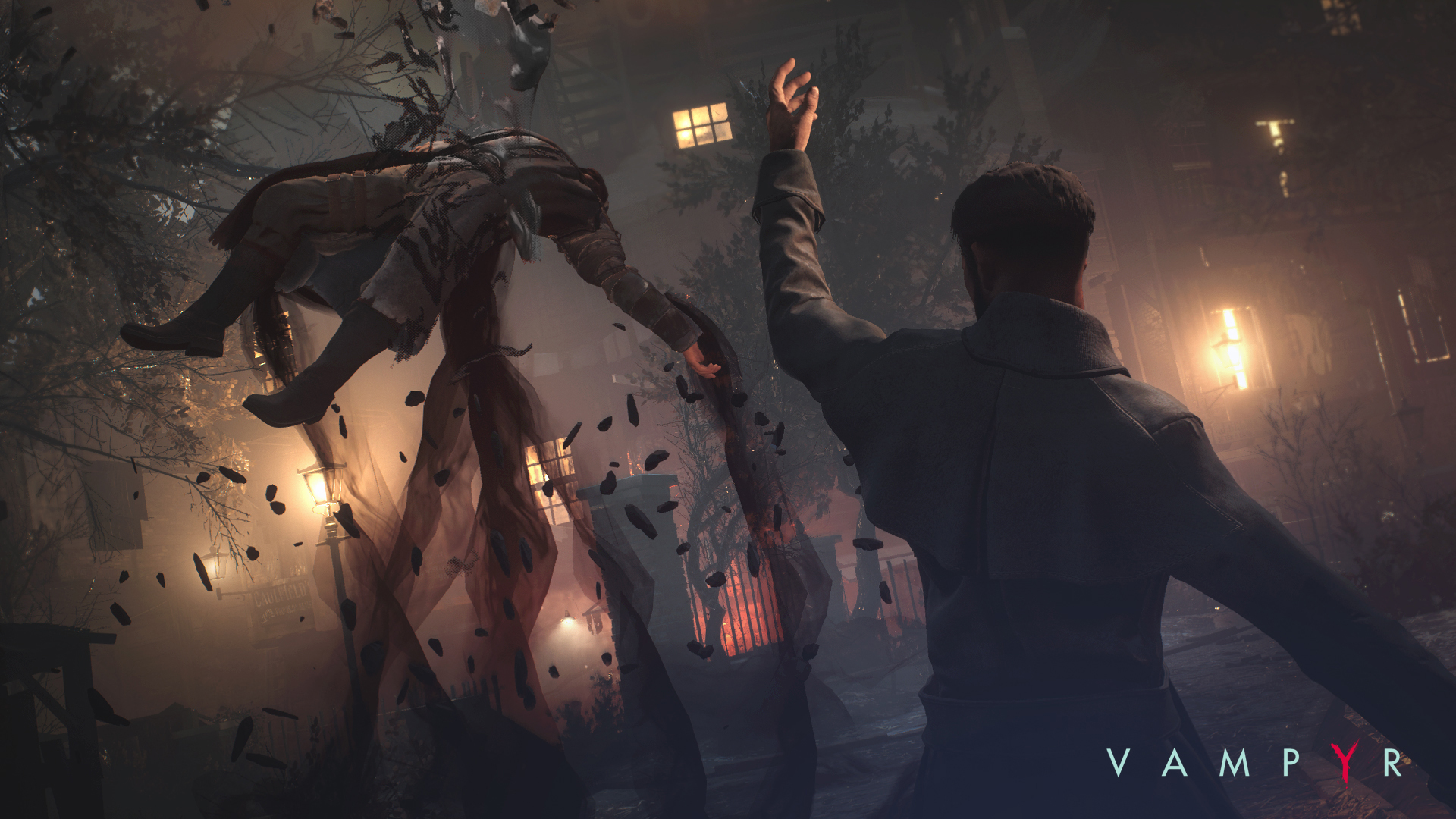 Dontnod's Vampyr Gets PC System Requirements and ESRB Rating Ahead ...