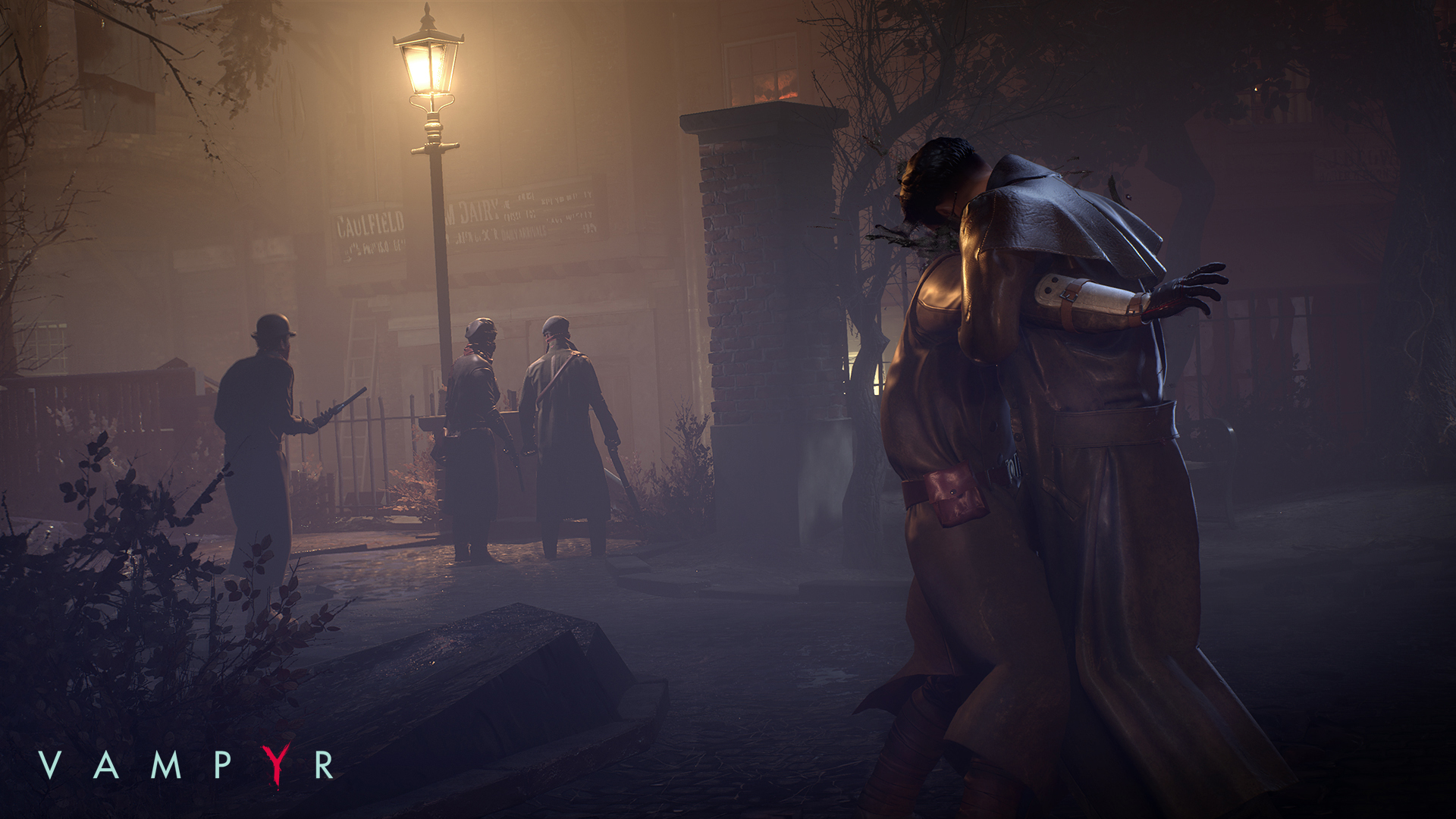 Dontnod's Vampyr Lets You Decide What Kind of Bloodsucker You Want ...