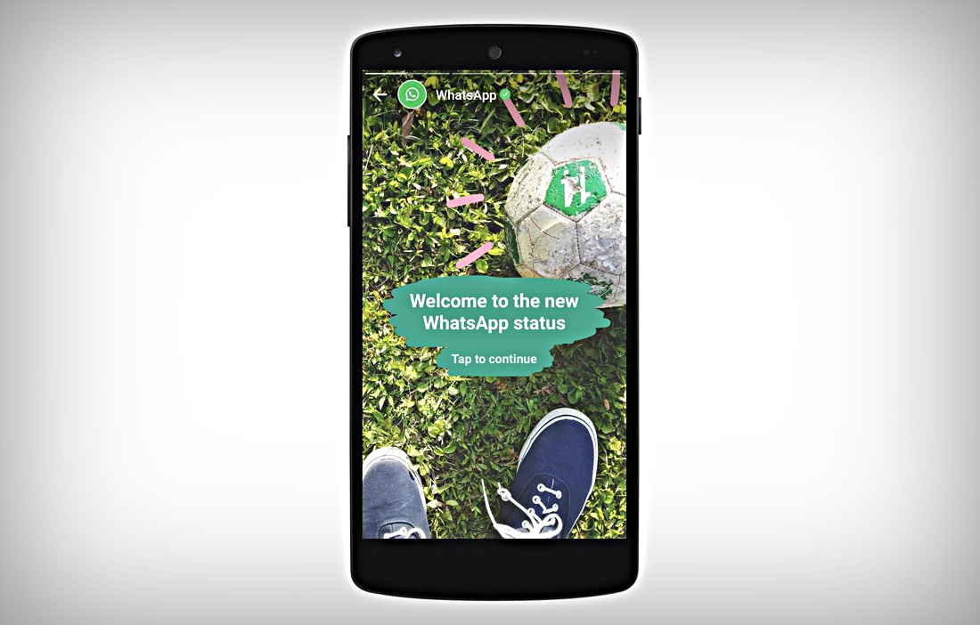 Whatsapps New Rich Status Update Feature Is Rolling Out To