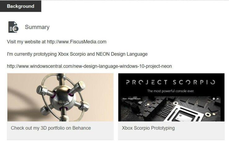 Xbox Scorpio Motion