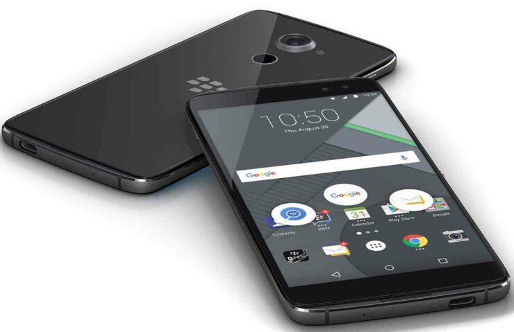 BlackBerry DTEK50 DTEK60 Valentines Day offer