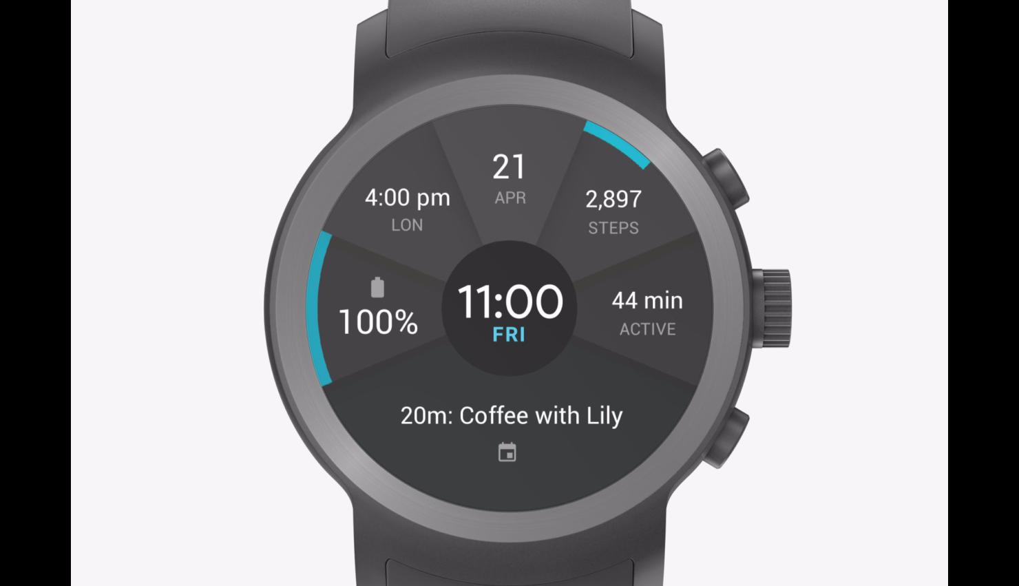 LG Watch Sport specs features price
