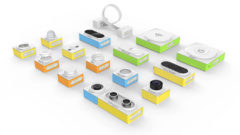Makeblocks has released Neuron, a Lego-like gadget system which teaches kids robotics and coding