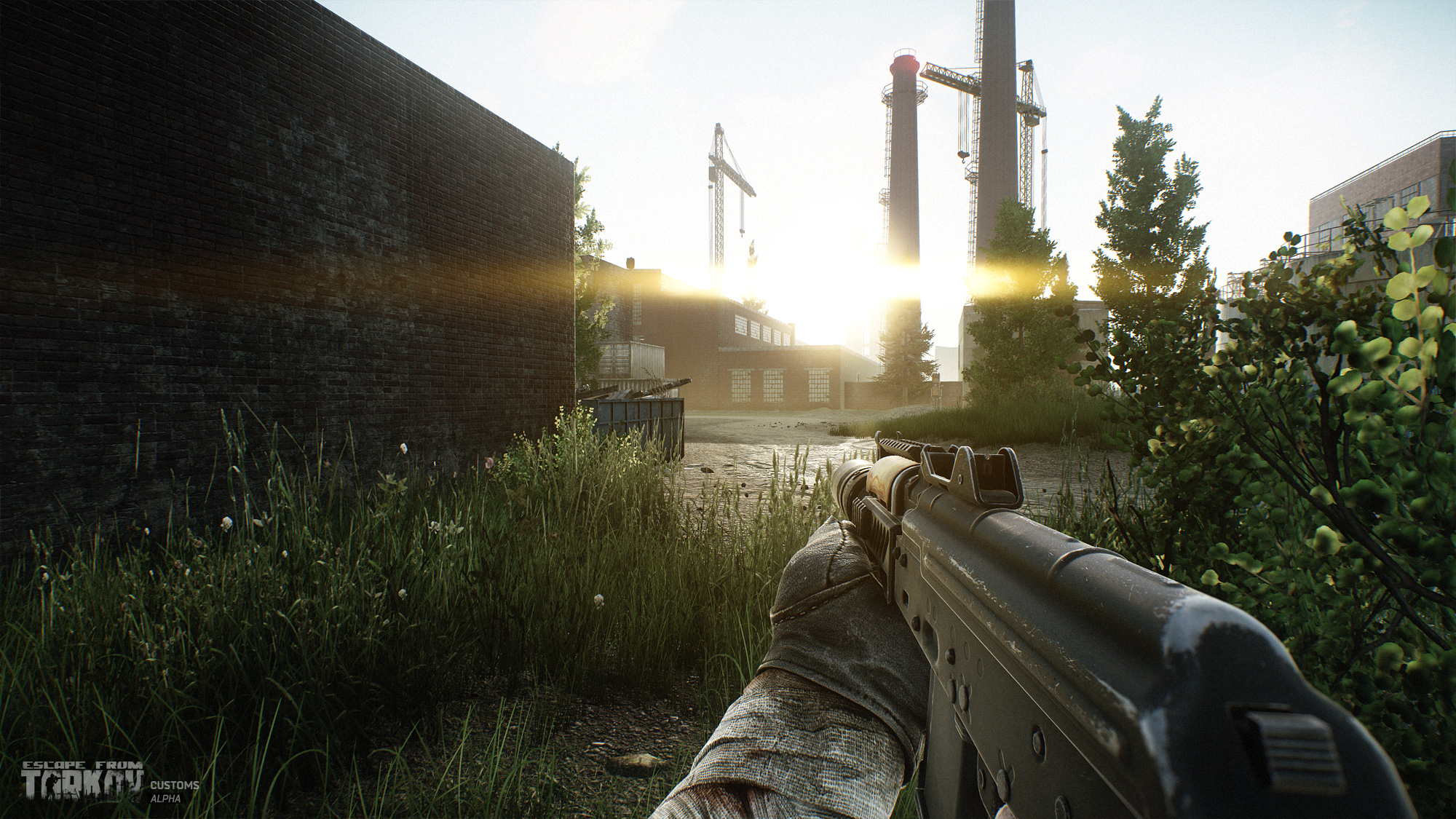 Escape from Tarkov Expands Their Customs Area