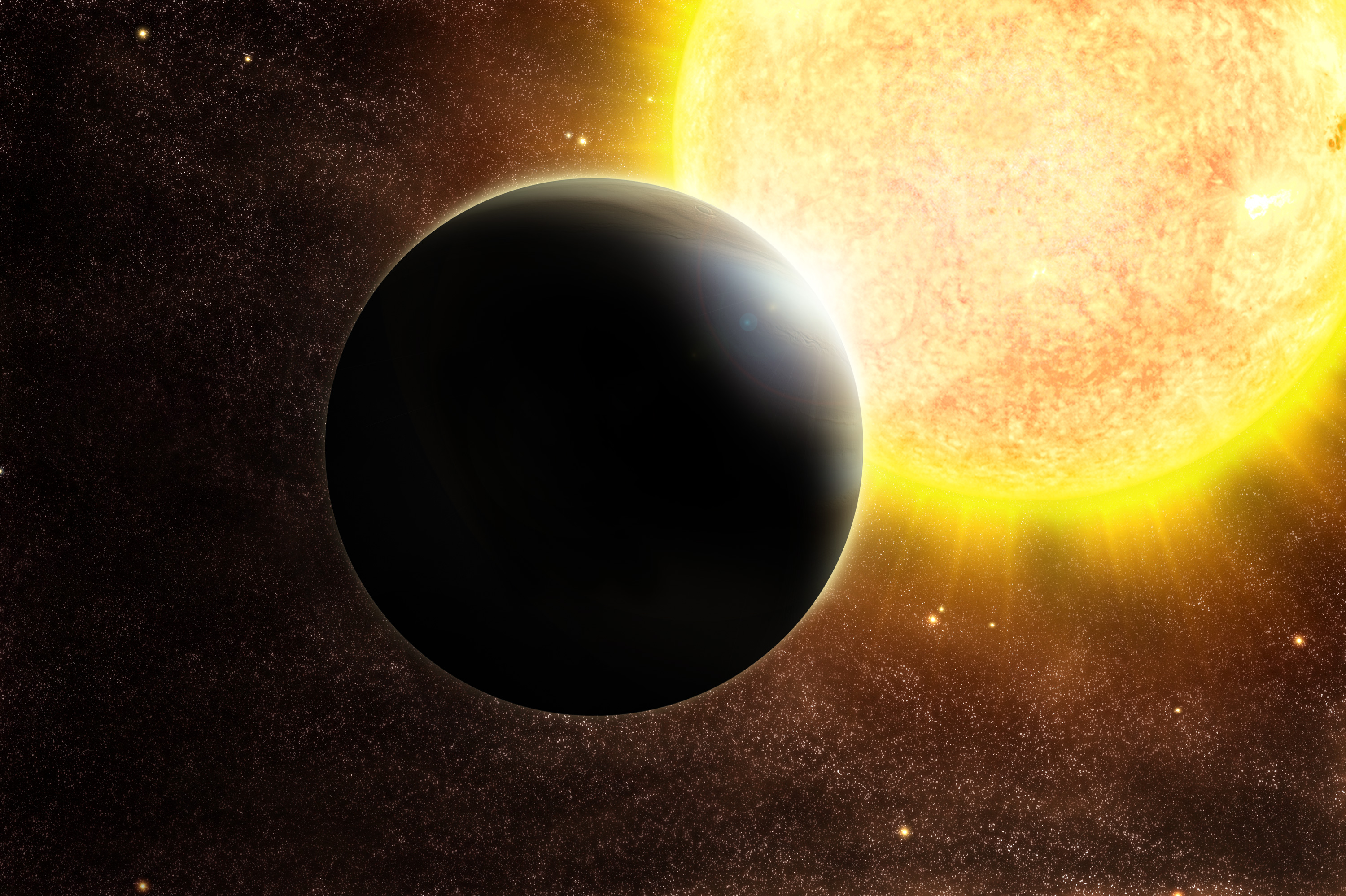 NASA Found A Solar System With Many Earth-Like Planets ...