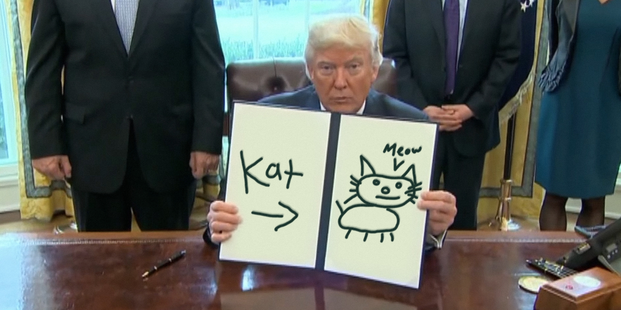ff078a95ca9c9e3a31c0a761671ffbed create your own trump executive order memes with 'trump draws' app