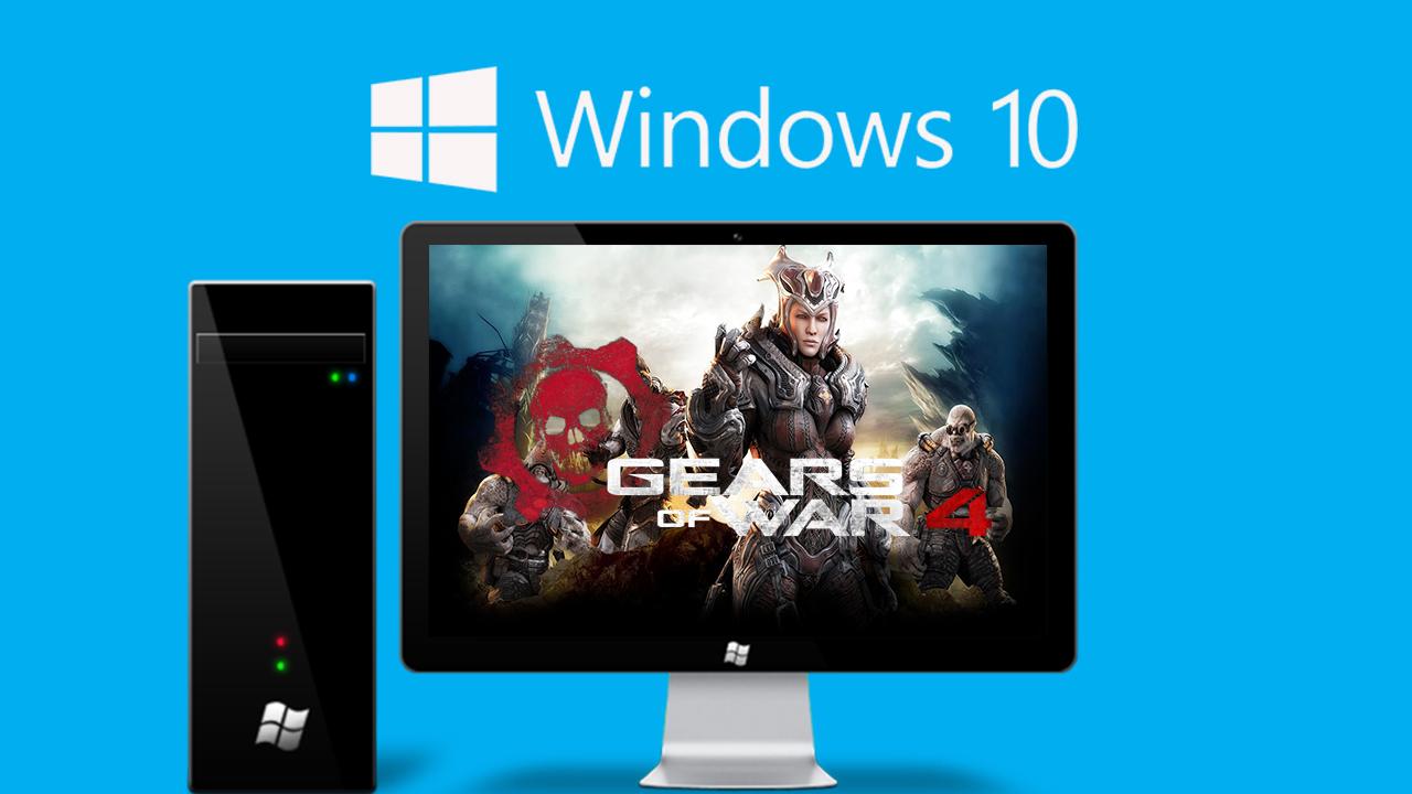 gears of war 4 update 248gb