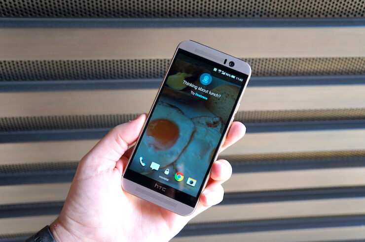update HTC One M9 to Android 7.1.1