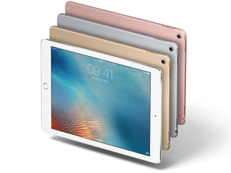 Apple top tablet maker for 2016