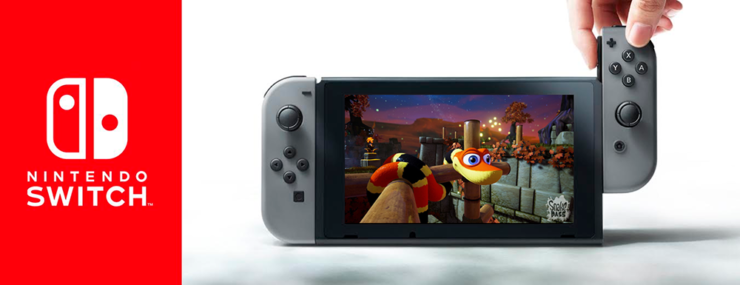 nintendo switch unreal engine 4.15