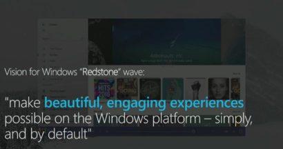 Windows 10 Project Neon