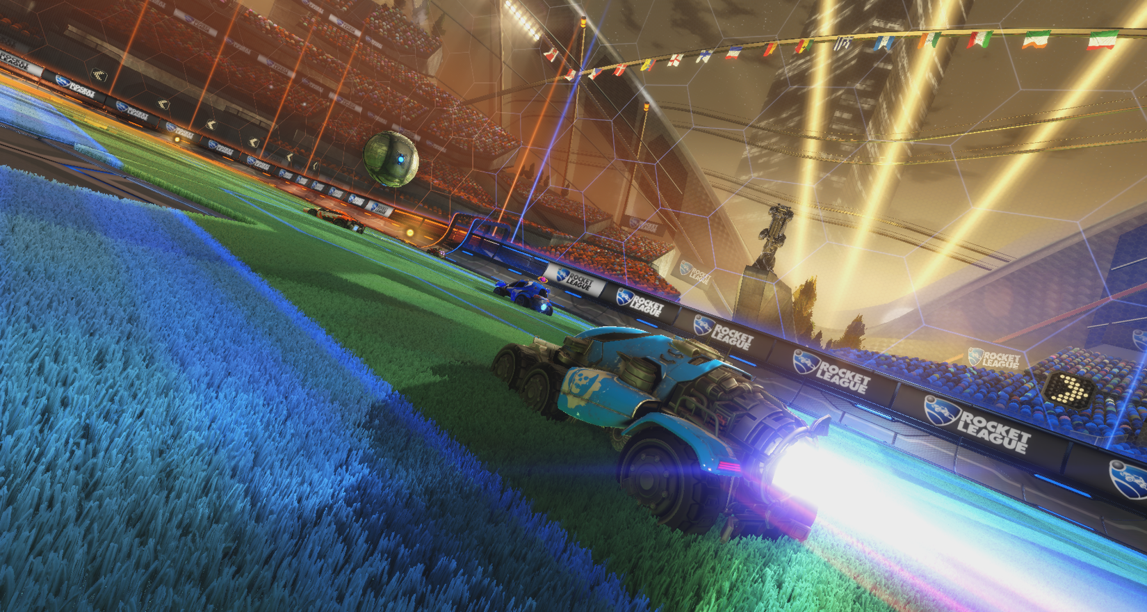 rocket league free on xbox one for gold members throughout. Black Bedroom Furniture Sets. Home Design Ideas