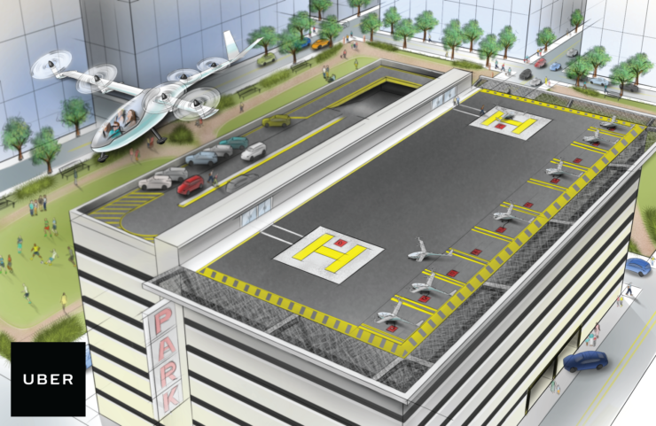 Uber hires a NASA veteran to help develop flying cars for the near future