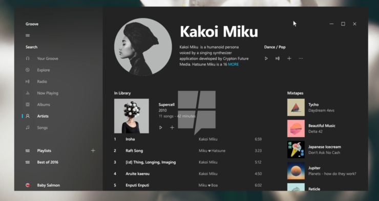 windows 10 project neon