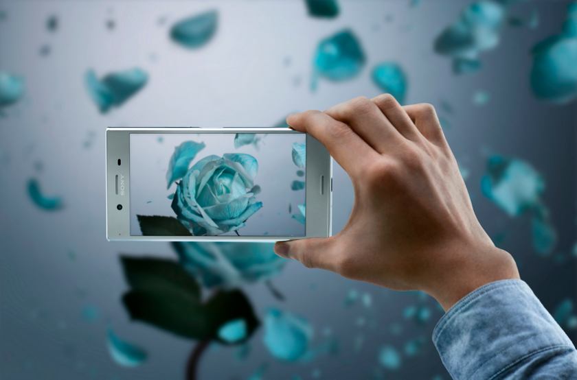 The Sony Xperia XZ Premium's 4K HDR Display Does More With ...