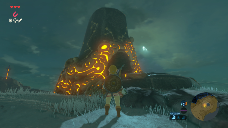 zelda breath of the wild update 1.2.0