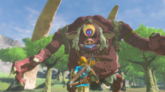 Zelda Breath of the Wild patch 1.3.4