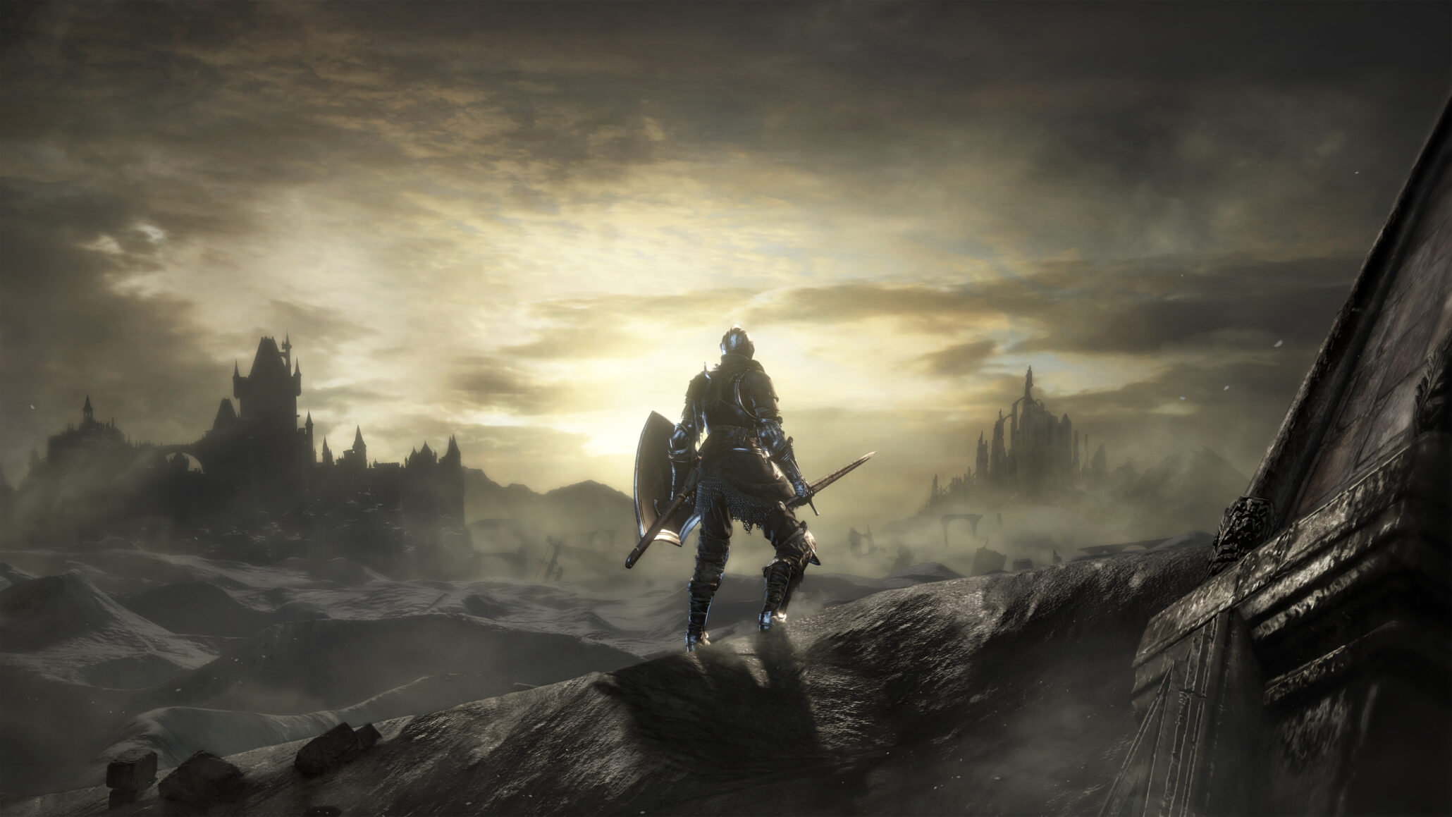 Dark Souls 3 Cut Content Showcased In Brand New Video