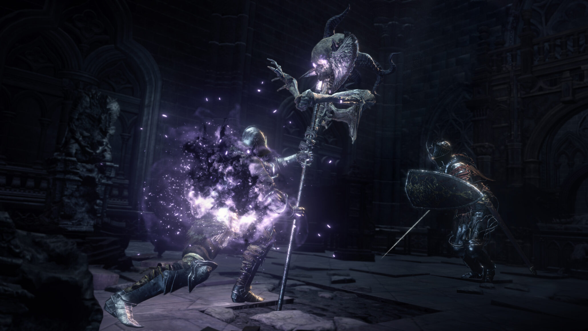 Dark Souls 3 The Ringed City Livestream To Show New Pvp Content