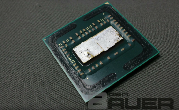Amd Ryzen 7 1700x Review Leaks Out Overclocked Gaming Benchmarks