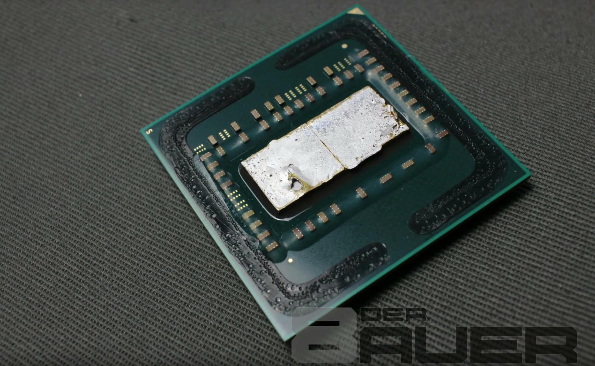 AMD Ryzen 7 1700X Review Leaks Out