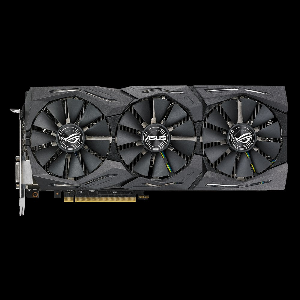 ASUS ROG STRIX RX Vega 64 Graphics Cards Launching in September