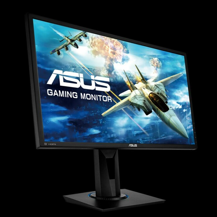 ASUS VG245Q affordable gaming display