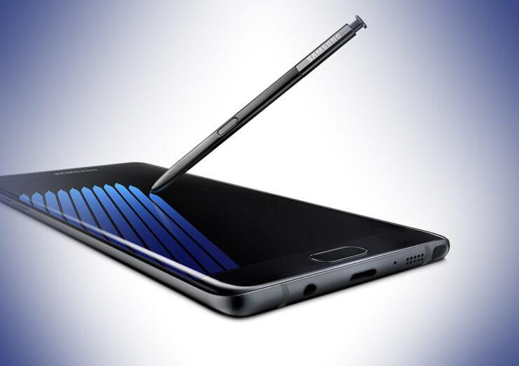 Refurbished Galaxy Note7 Units