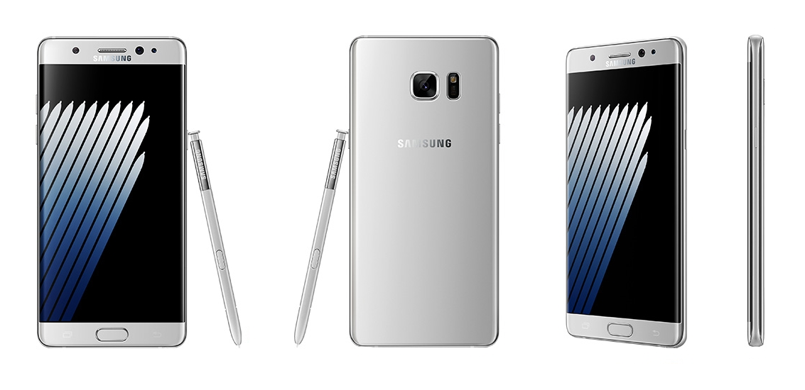 Galaxy Note7 remotely disabled