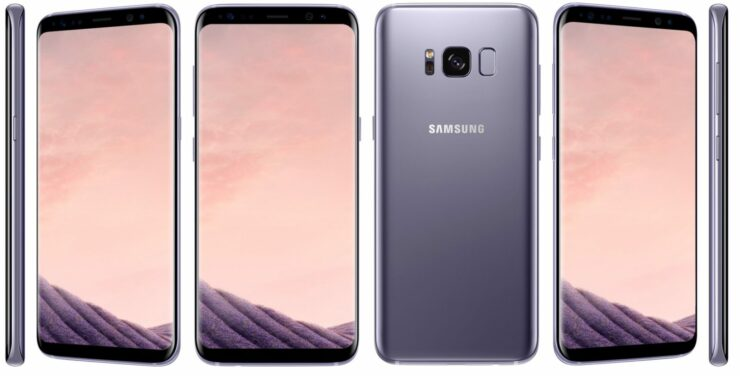 Unlocked Galaxy S8 preorder Amazon