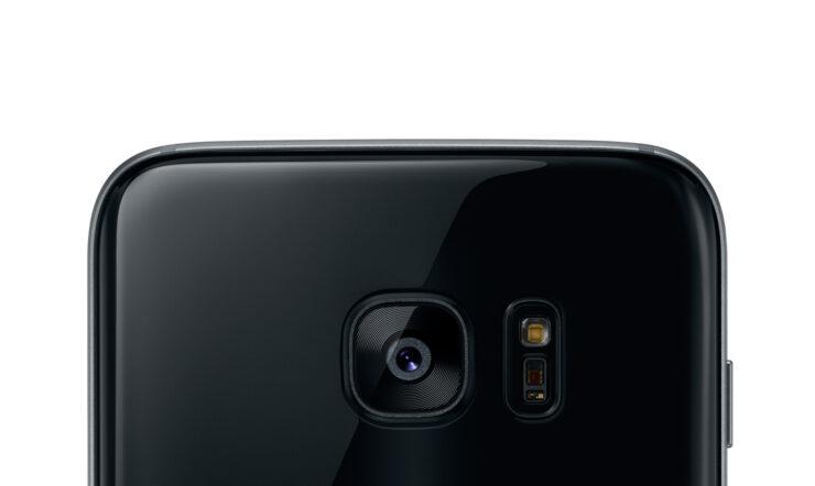 Galaxy S8 camera sensor