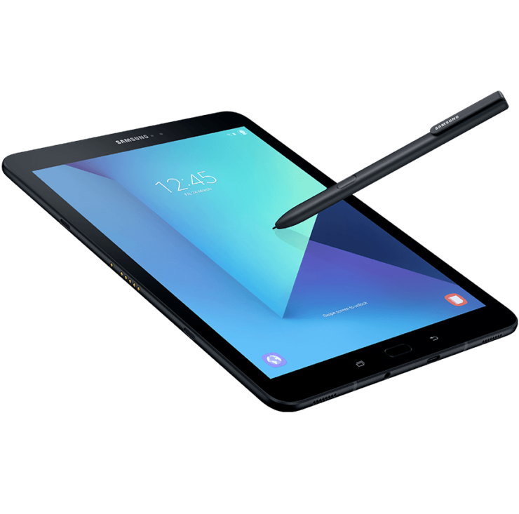 Galaxy Tab S3 pricing