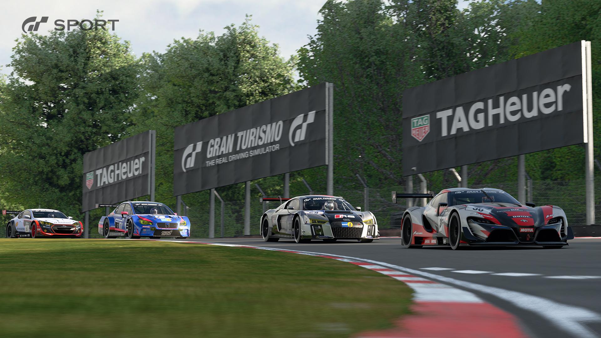 Gran Turismo Sport New Videos Showcase Closed Beta 1 06
