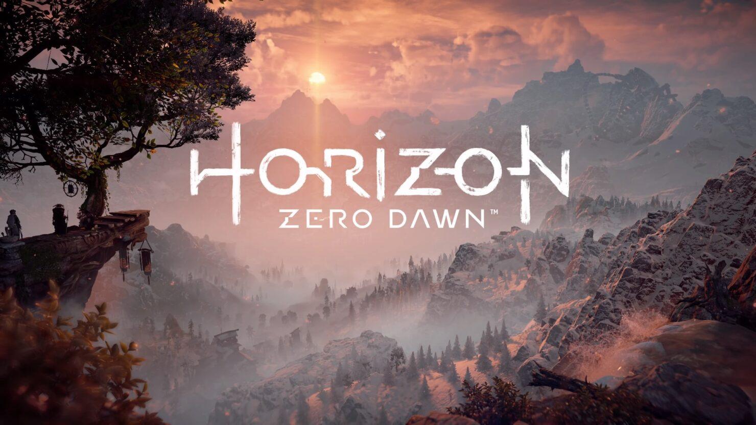 Horizon Zero Dawn GOTY Edition