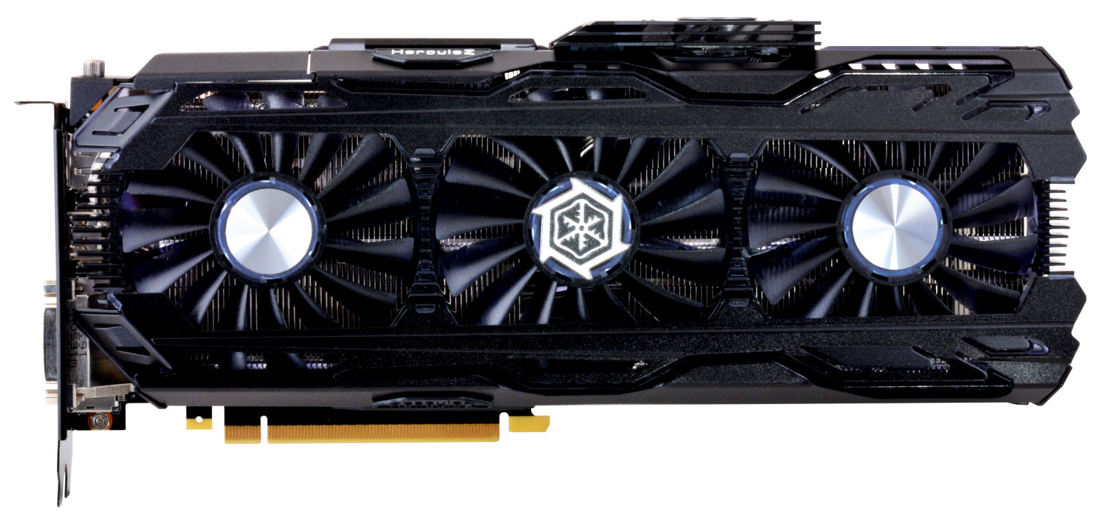 Inno3D GeForce GTX 1080 Ti IChill X3 and iChill X4 Graphics