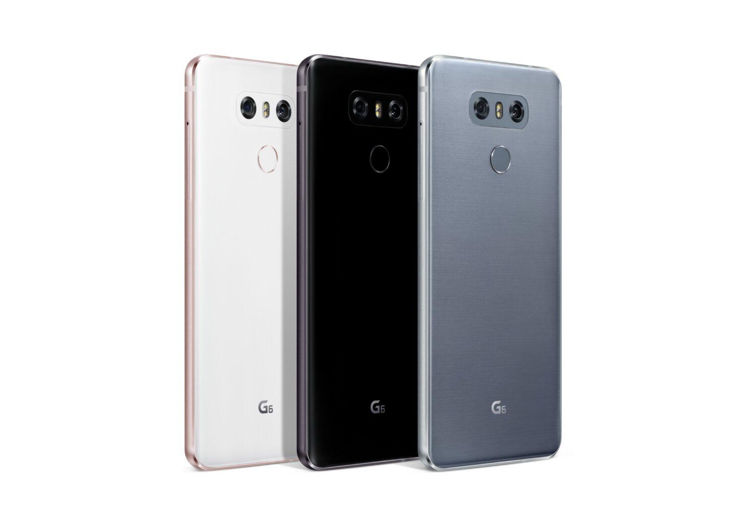 LG G6 microSD card expansion
