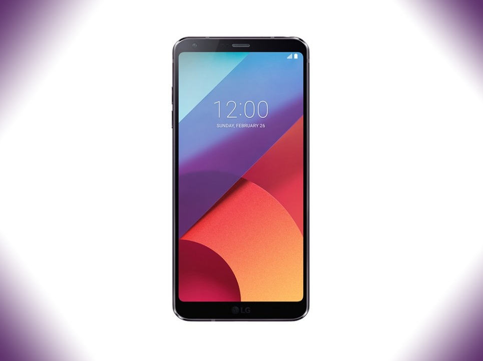 LG G6 Goes up for Per-Order