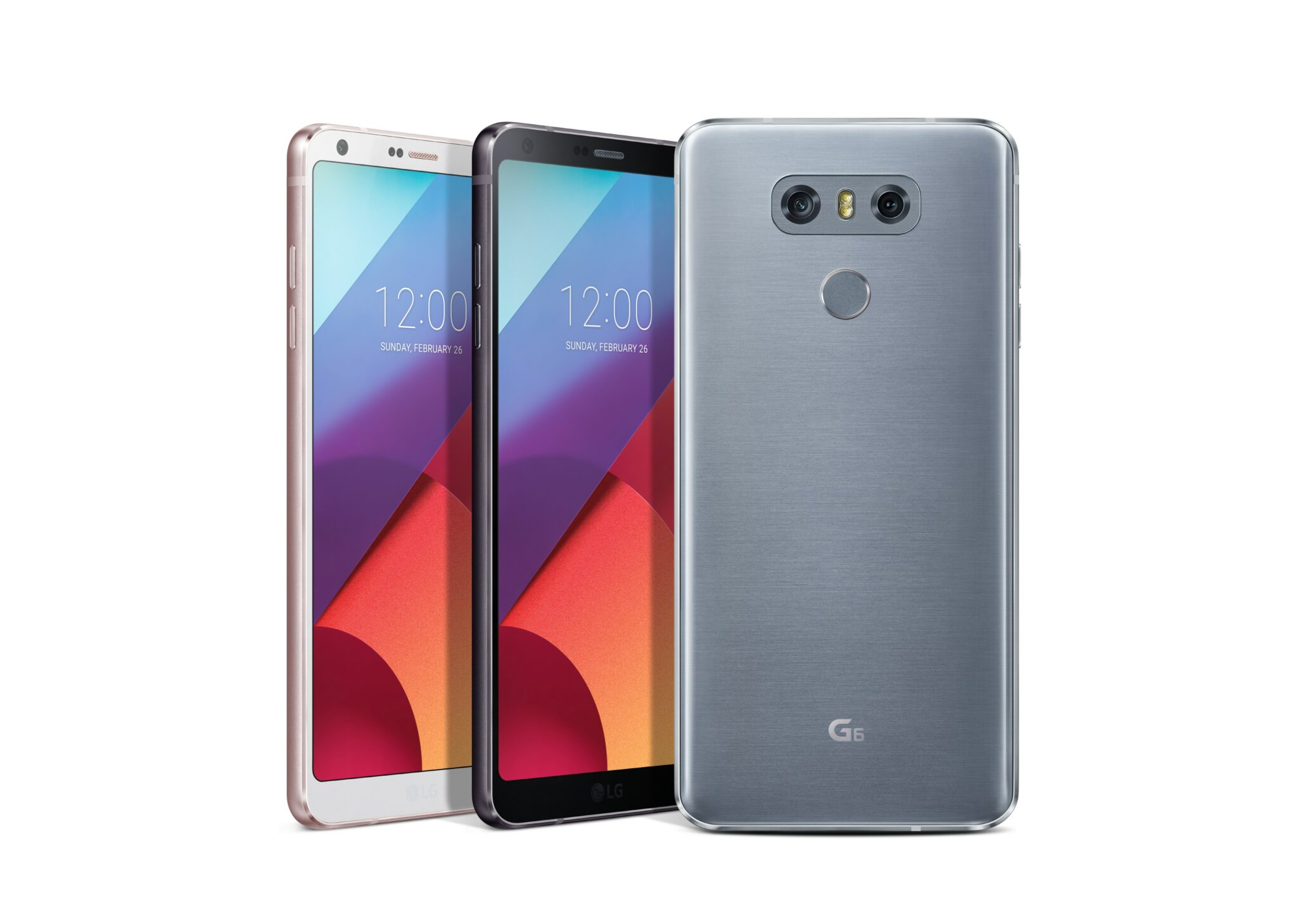 Android Pie Build Leaked for the European LG G6