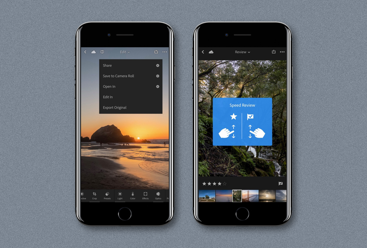 Adobe Lightroom Mobile Updated with New RAW HDR Capture Mode