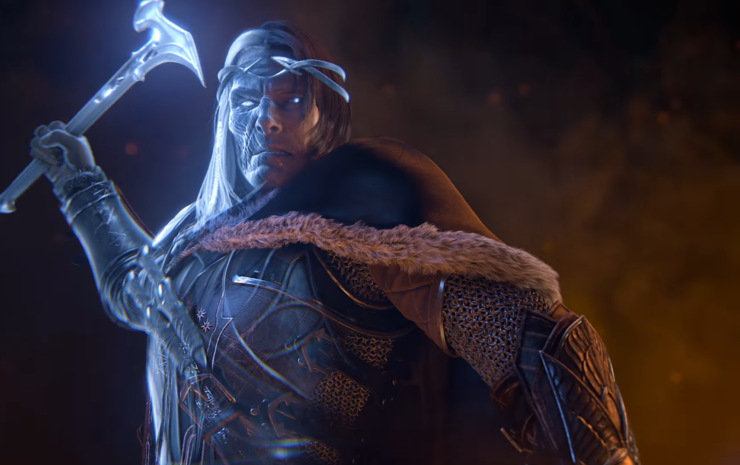 Middle-earth Shadow of War Xbox Scorpio Leak