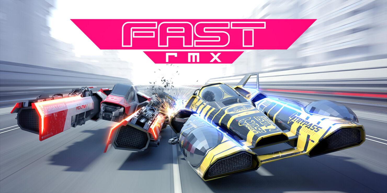 Shin'en Nintendo Switch FAST RMX Update 1.2