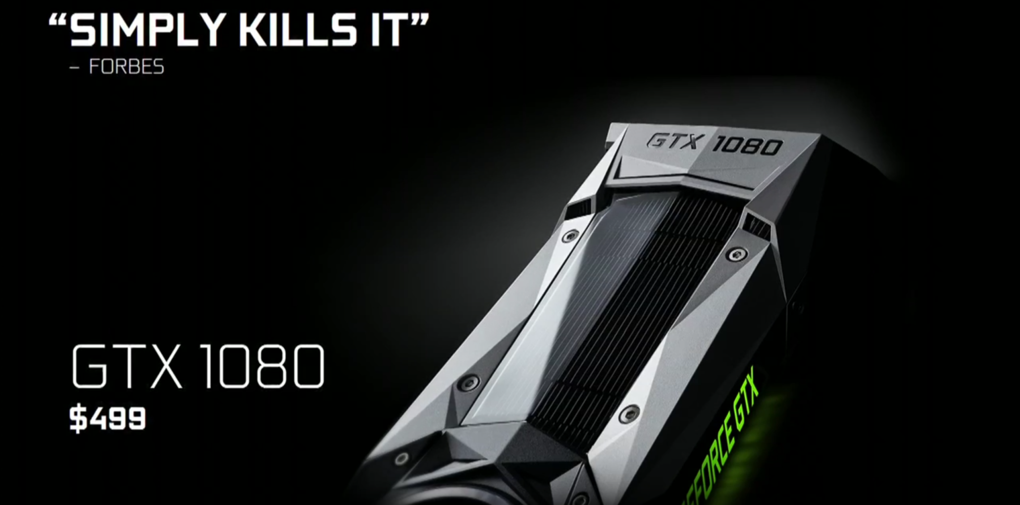 NVIDIA GeForce GTX 1080 and GTX 1070 Price Cuts and Best Deals