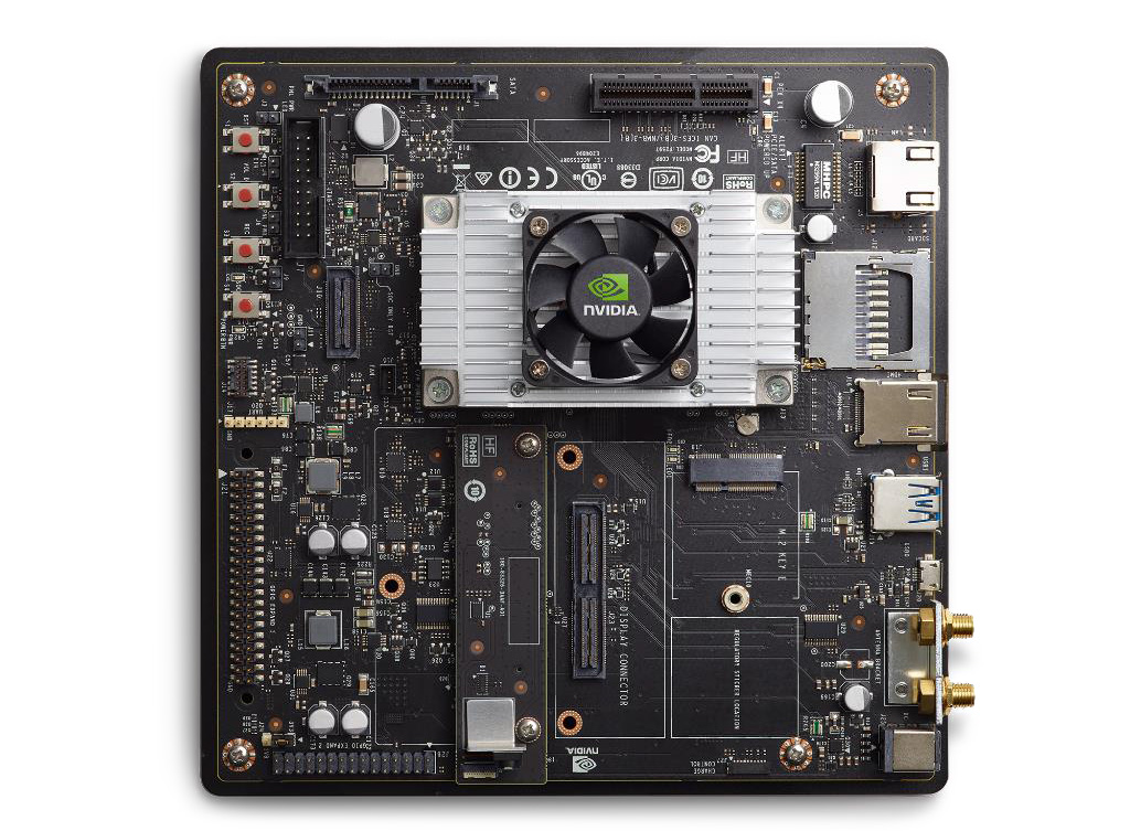 NVIDIA Announces The HGX-1 Hyperscale GPU Accelerator and ...