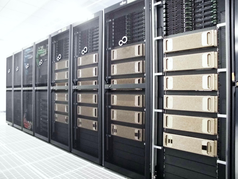 NVIDIA RIKEN Supercomputer DGX-1