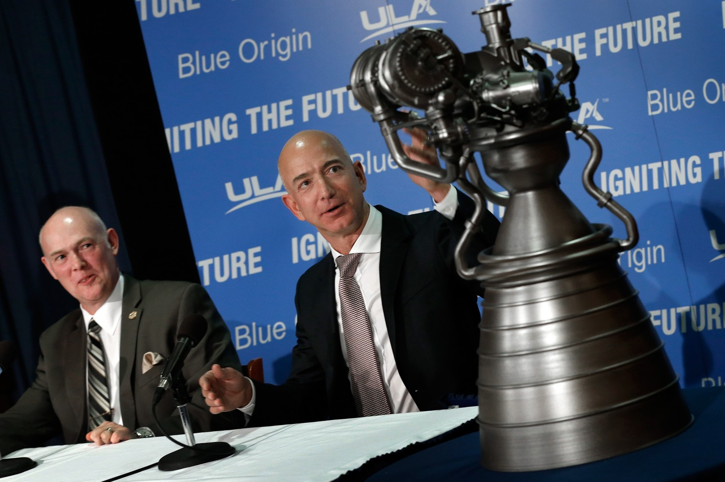 Blue Origin S Latest Rocket Engine For The New Glenn Is Finally Complete