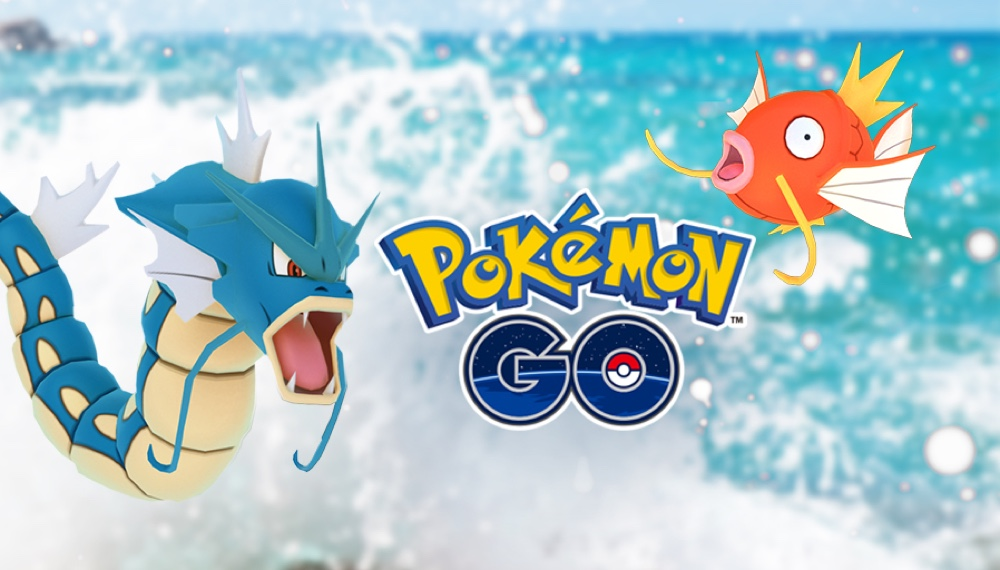 Pokemon GO Water Festival Has Been Announced - Here Are the