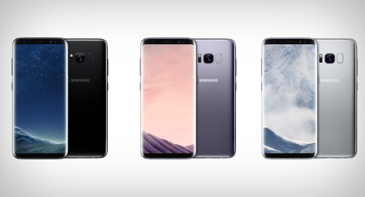 Galaxy S8 Galaxy S8+ announced