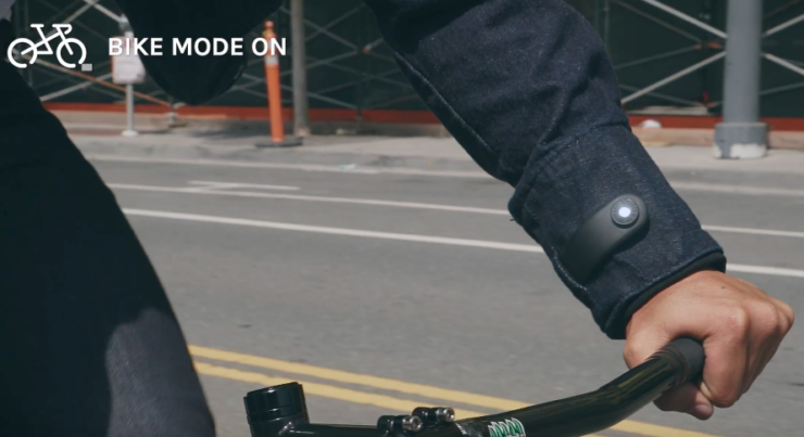 Google and Levi's Smart jacket