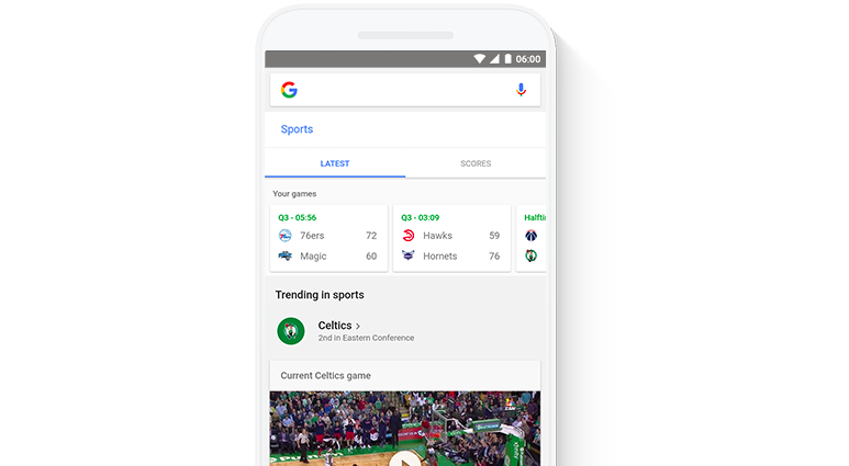 Google Search App Now Has Nifty Shortcuts For Quick Access To