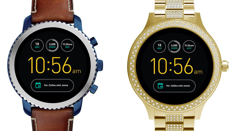 Fossil Watches 2017